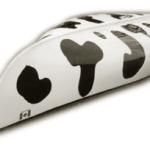 Cow Print Canoe