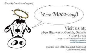 We've Mooo'ved Visit us at our NEW location!